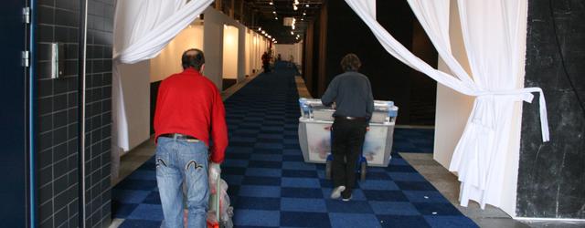 Erik en ik mochten vandaag, tussen het slapen en The Lost Relay 2, even naar Utrecht om ons werk op te hangen bij de stand van Galerie Ongekend op de […]