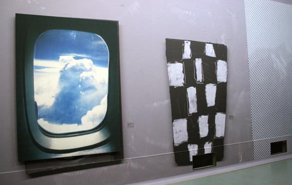 JCJ VANDERHEYDEN - Reproductie large checkerboard - foto op textielbehang