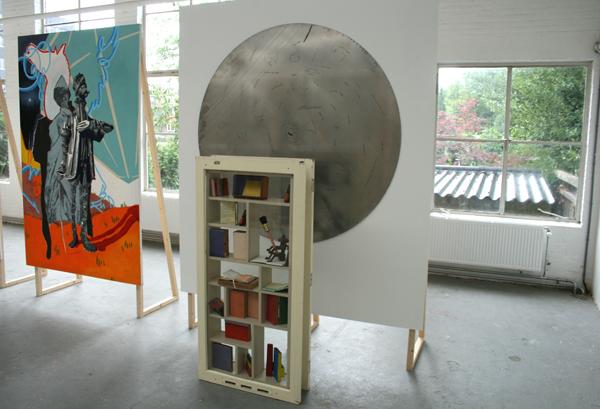 Piet Dirkx - Dialect Paintfullness & De Brabander hoe ouder hoe zotter, de Hollander hoe ouder hoe botter (Erasmus) - Diverse Materialen