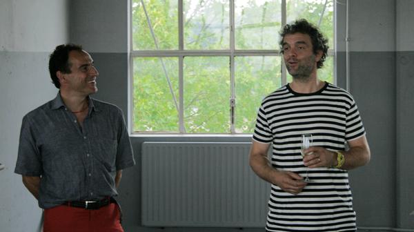 Piet Hein Eek en Joep van Lieshout