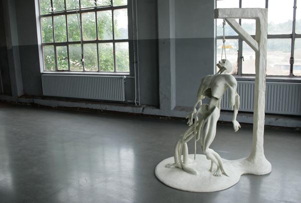 Atelier van Lieshout - Uomo Universalis