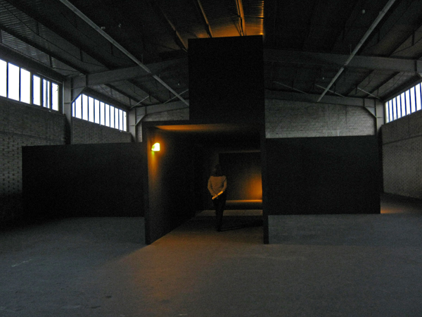 Bruce Nauman - Room With My Soul Left Out, Room That Does Not Care