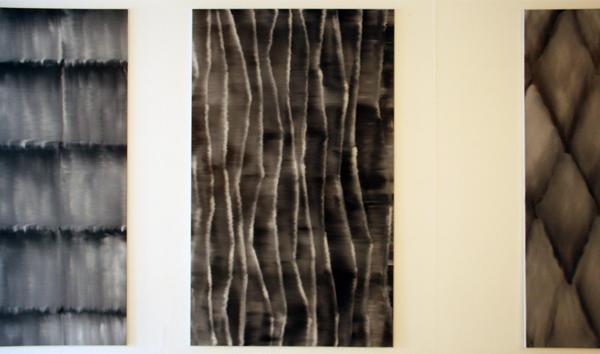 Lon Godin - Zonder Titels - 250x150cm Olieverf op linnen