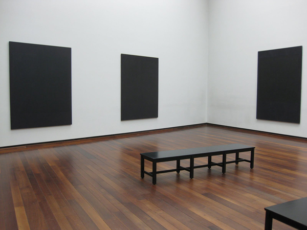Mark Rothko - Black Paintings