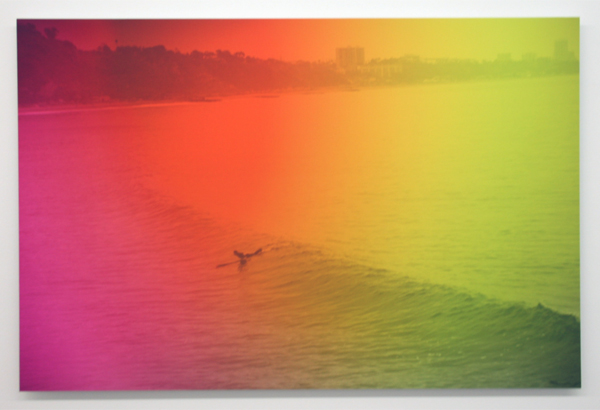 Warren Neidich - California Dreaming - 120x80cm Pigment print
