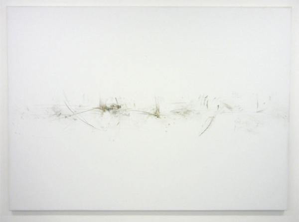 Jeroen Jongeleen - Dirty line as a landscape, symmetrie Amsterdam