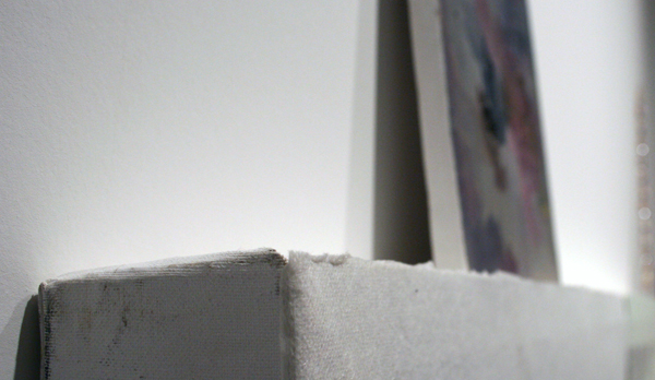 Bas van den Hurk (1965) - Zonder Titel - Diverse materialen (detail)