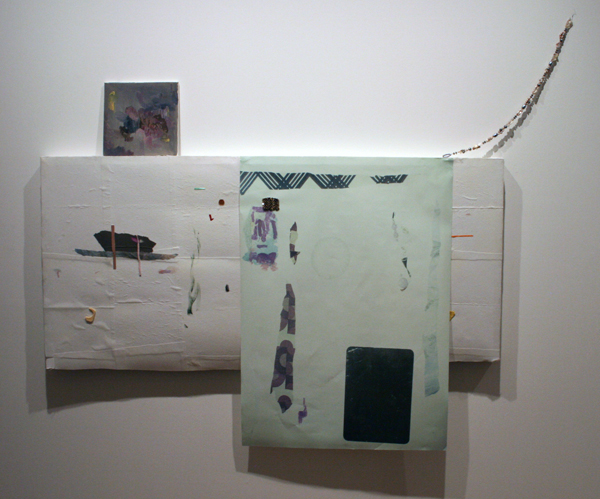 Bas van den Hurk (1965) - Zonder Titel - Diverse materialen