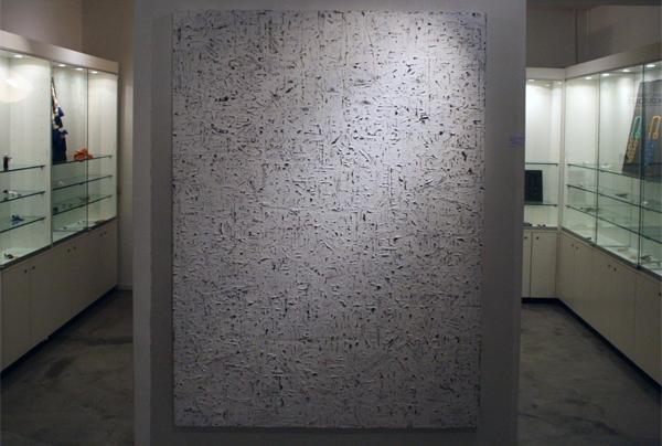 Gijs van Lith - White - 190x140cm Olieverf, acrylverf, alkyd en spuitbus op canvas.jpg