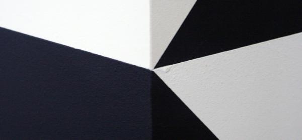 Jan van der Ploeg - Wonderwall - 300x1050x75cm Acrylverf op MDF (detail)