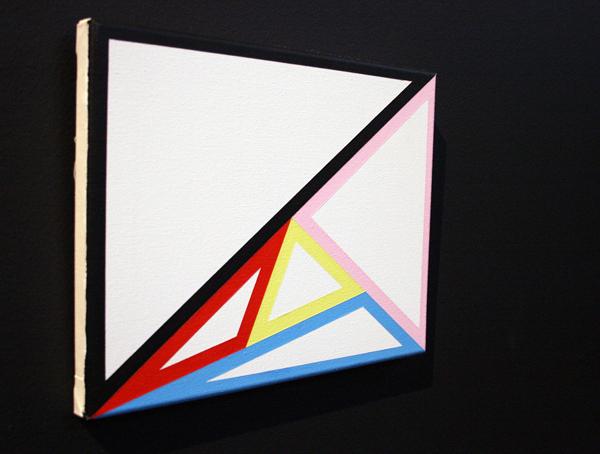 Marije Vermeulen - Rooftop Terrace - 27x35cm Acrylverf op canvas