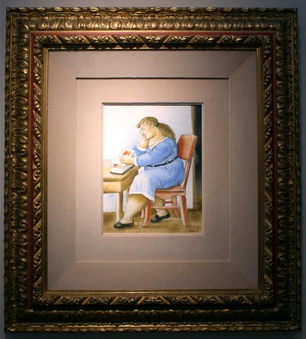 Peter Pappot - Fernando Botero