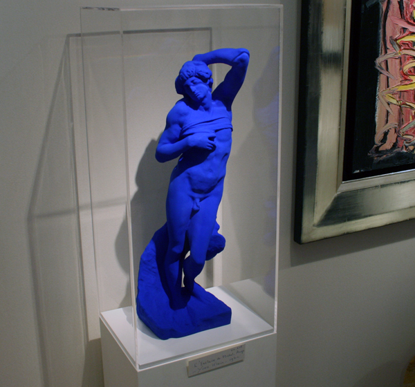 Peter Pappot - Yves Klein