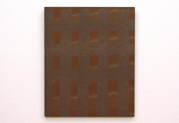 Marthe Wéry - Zonder Titel - Acrylverf op hout