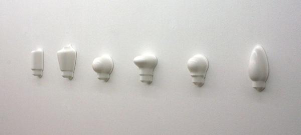 Andrew March - Six Ideas - 140x18x8cm Hout en verf