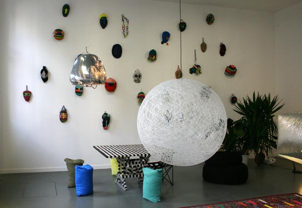 Studio Bertjan Pot - Progress - Installatie