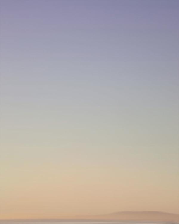 Eric Cahan - San Francisco Bay CA Sunrise 6 24pm