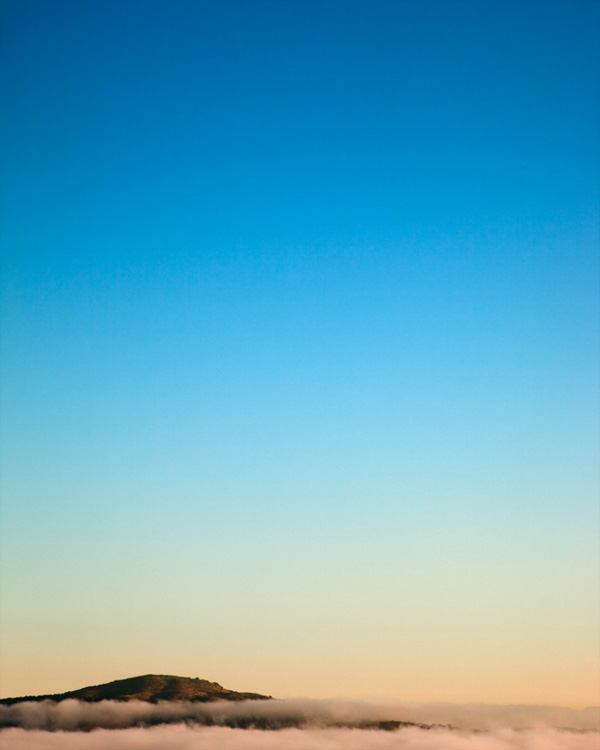 Eric Cahan - Sea Cliff San Francisco CA Sunrise 6 57am