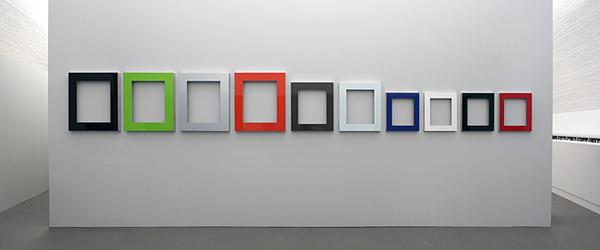 Gerold Miller - hard edge - 2002