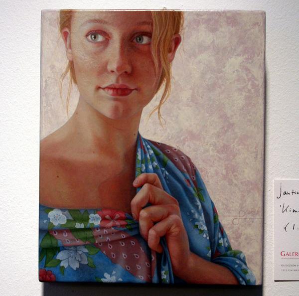 Jantina Peperkamp - Kimono - Galerie Mokum