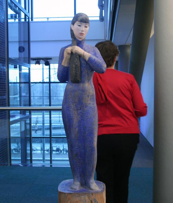 Toni van de Vorst - Vlecht - Galerie Mokum