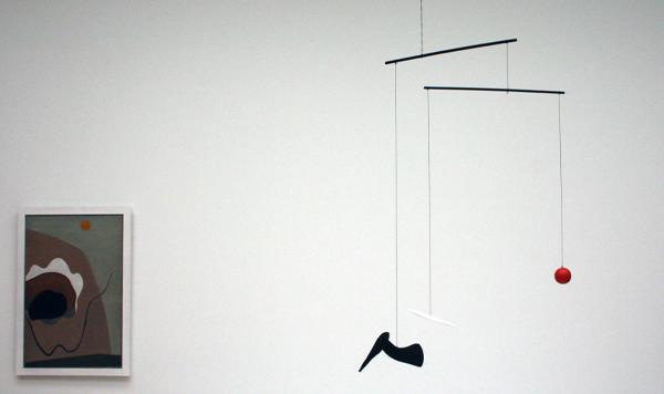 Alexander Calder - Onbekende Titel - Mobile