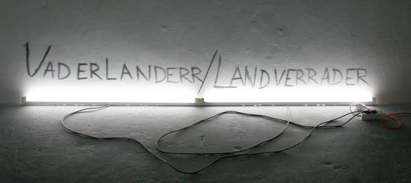 Ivor Helberg Dittrich - vaderlanderr/Landverrader