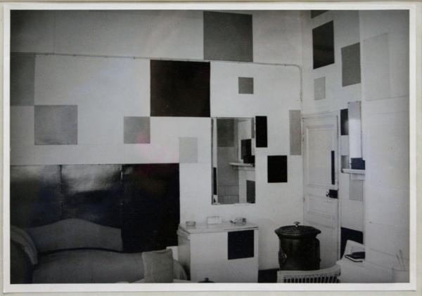 JK van den Briel - Atelier van Piet Mondriaan