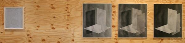 Katja Mater - Parallel Planes 4 - Acrylverf