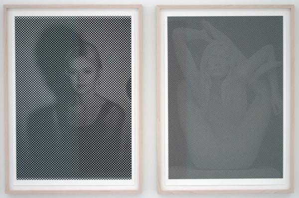 Piet Dieleman - Zonder Titel - A2 Inkjet prints