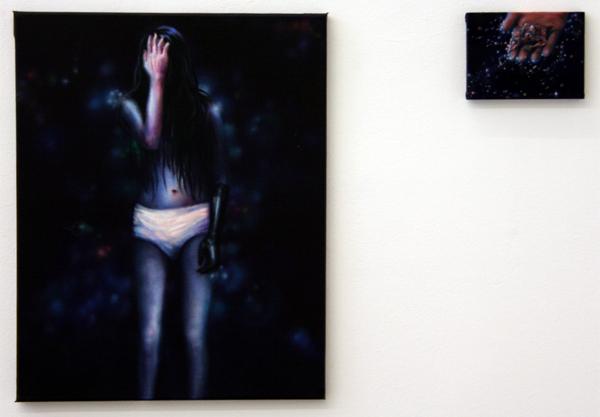 Anya Janssen - Break the spell 3 - 40x50cm
