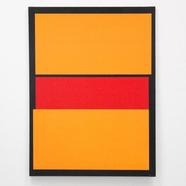 Amedee Cortier - Kleurvlak 1 - 1968