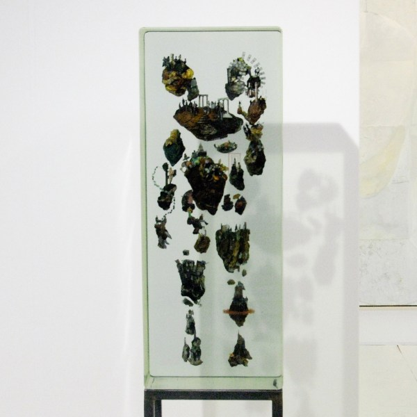 GRIMM - Dustin Yellin