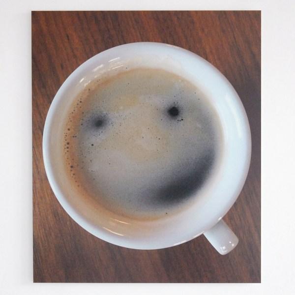 Marijke van Warmerdam - Good Morning - 100x84cm Foto op dibond
