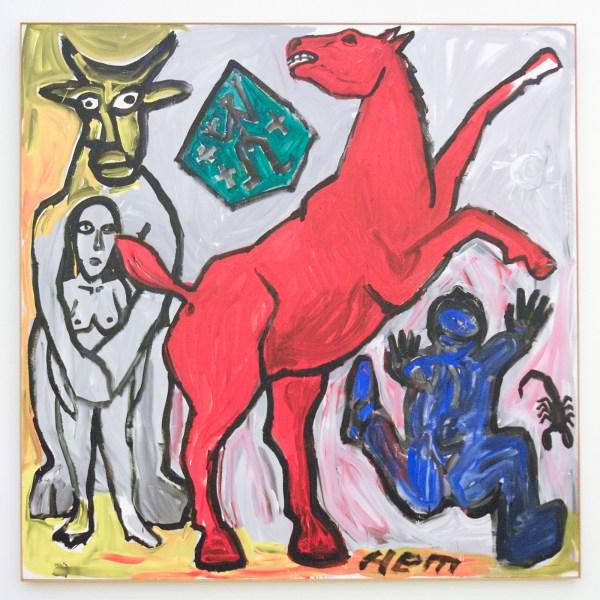 AR Penck - 1995 (Stedelijk)