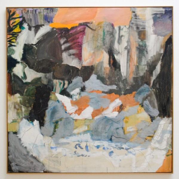 Per Kirkeby - 1987 (Stedelijk)