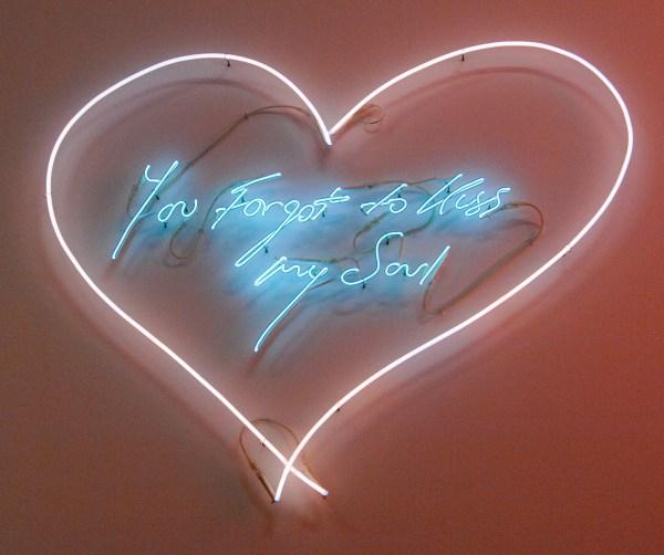 Tracey Emin - 2001 (Stedelijk)