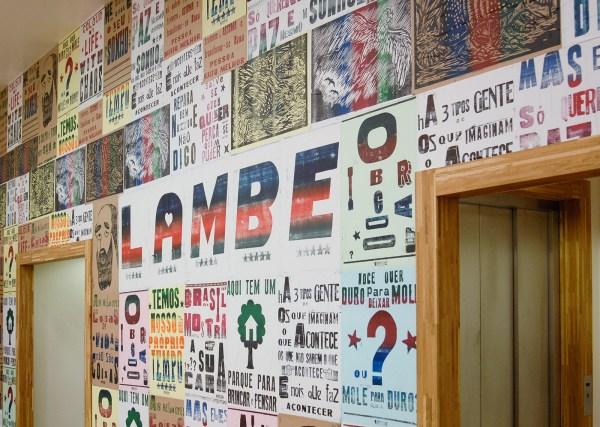 Grafica Fidalga - Lambe Lambe posters - 66x96cm Posters