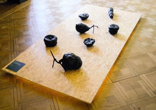 Sjoerd Buisman - Constricted Pumpkins - Brons, 1997-1998