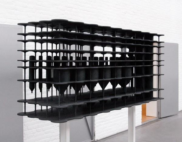 Atelier van Lieshout - Food Reaktor - Glasvezel