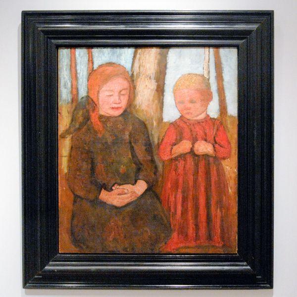 Haas Galerie - Paula Modersohn-Becker