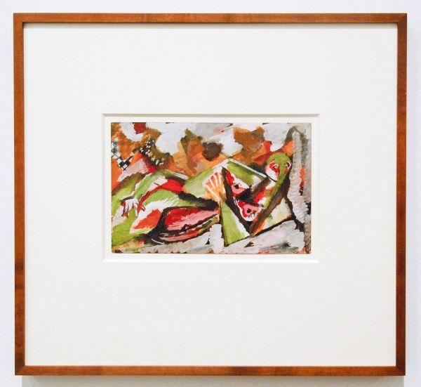 La Grande Horizontale - Aurel Scheibler - Ernst Wilhelm Nay