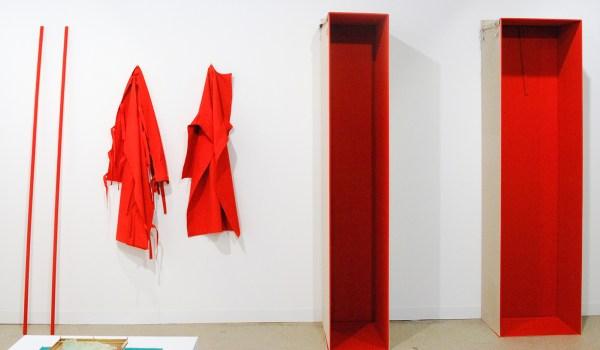 Jocelyn Wolff Galerie - Franz Erhard Walther
