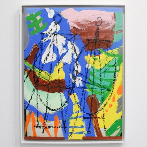 Thaddaeus Ropac Galerie - David Salle