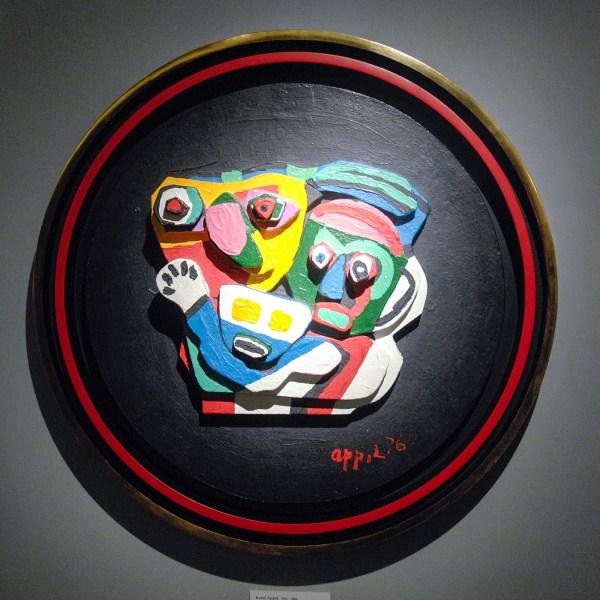 Peter Pappot Kunsthandel - Karel Appel