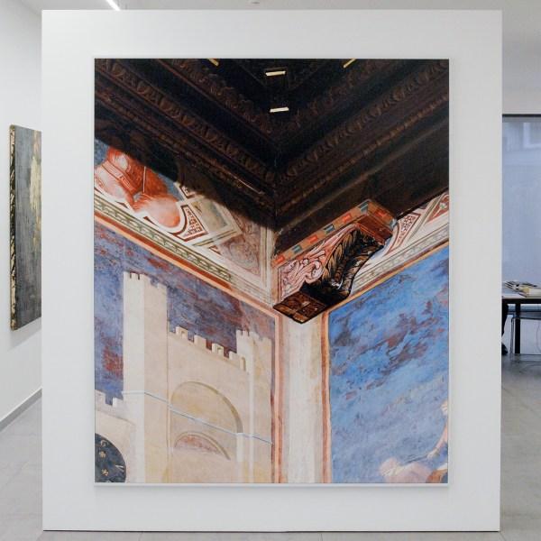 Bas Princen - Room of Peace #1 (Justice) - 210x175cm Inkjet op rijstpapier