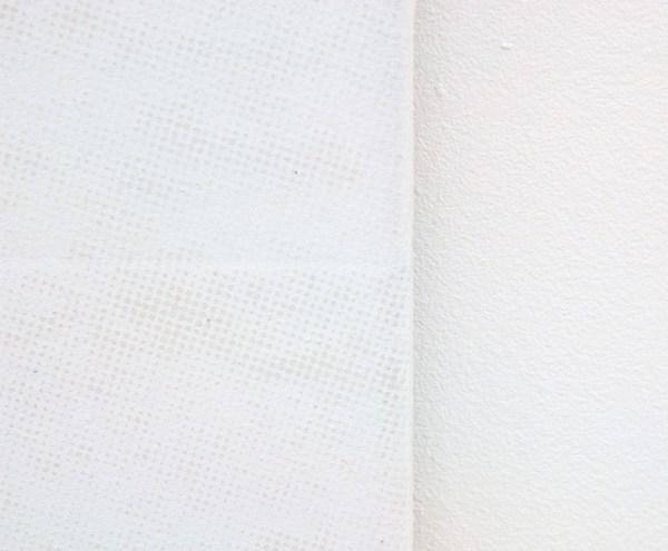 Joan van Barneveld - Say Yes - 135x135cm Acrylverf op canvas, zeefdruk (detail)