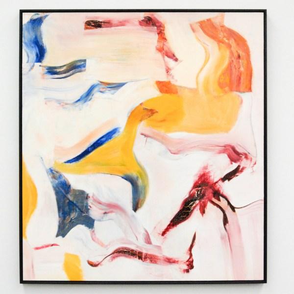 Willem de Kooning - Untitled XV - Olieverf op canvas