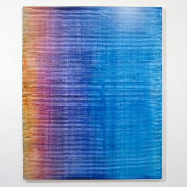 Rob Bouwman - Untitled (p0162017) - 180x145cm Olieverf en alkydverf op paneel
