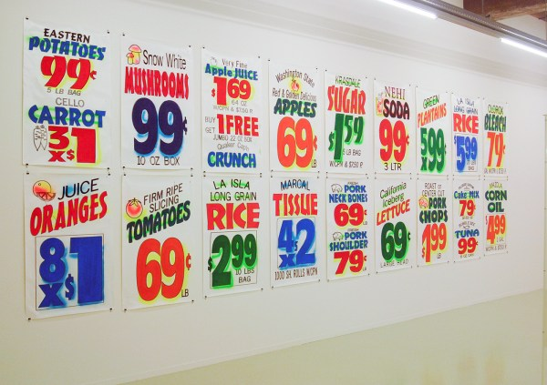 Jan Hendrikse - Bravo - Supermarkt-posters, 1996